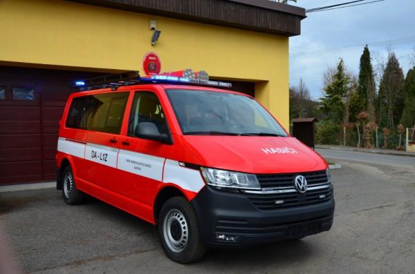 Nové dodávkové vozidlo VW T6